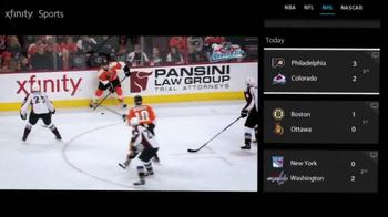 XFINITY NHL Center Ice TV Spot, 'Follow Your Team' - Thumbnail 6