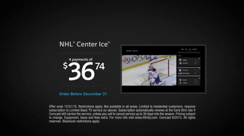 XFINITY NHL Center Ice TV Spot, 'Follow Your Team' - Thumbnail 9