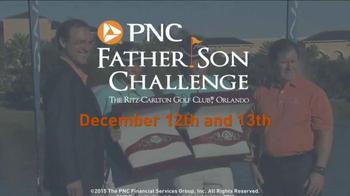 PNC Father Son Challenge TV Spot, 'Celebrate Family' - Thumbnail 8