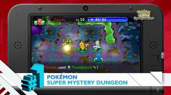 Nintendo TV Spot, 'Disney XD: Holiday Nintendo Bragg Report' - Thumbnail 2