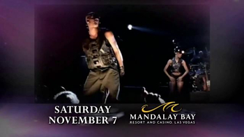 Mandalay Bay Resort and Casino TV Spot, '2015 Soul Train Weekend' - Thumbnail 8