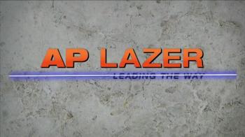 AP Lazer TV Spot, 'Engrave, Etch or Cut' - Thumbnail 9