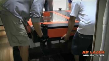 AP Lazer TV Spot, 'Engrave, Etch or Cut' - Thumbnail 4