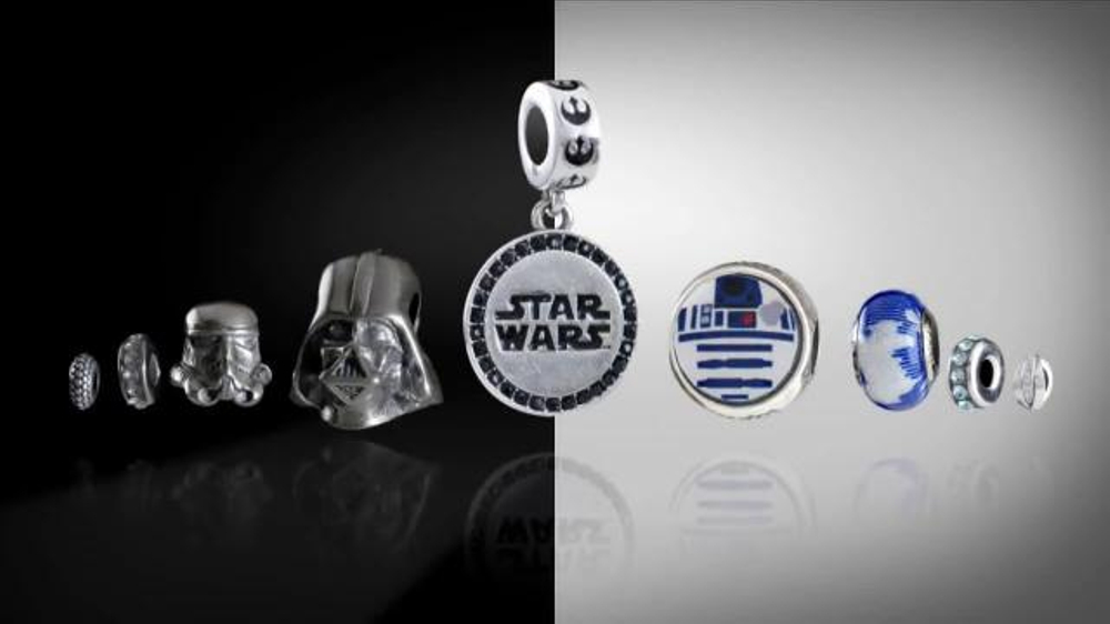 Kay Jewelers Charmed Memories TV Commercial Star Wars Collection