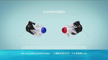 Eargo TV Spot, 'Virtually Invisible'