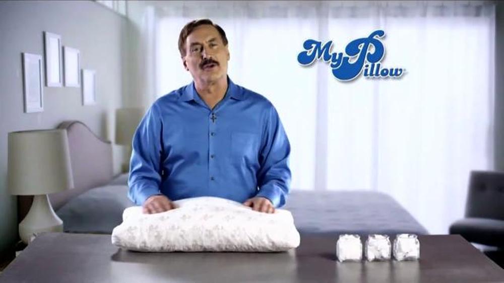 Mypillow Tv Commercial Adjustable Fill Ispot Tv
