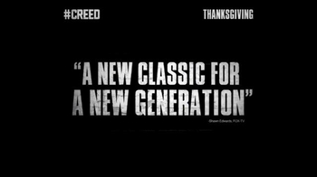 Creed - Alternate Trailer 24