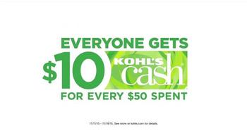 Kohl's TV Spot, 'Get Everything You Need to Entertain' - Thumbnail 7