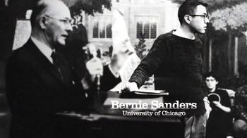 Bernie 2016 TV Spot, 'Real Change' - Thumbnail 2
