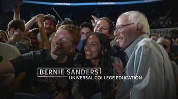 Bernie 2016 TV Spot, 'Real Change' - Thumbnail 5