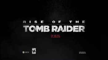 Rise of the Tomb Raider TV Spot, 'Legend Within' Song by Karen O - Thumbnail 6