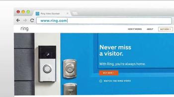 Ring Wi-Fi Video Doorbell TV Spot, 'Neighborhoods Under Attack' - Thumbnail 10