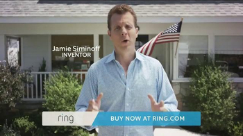 Ring Wi-Fi Video Doorbell TV Spot, 'Neighborhoods Under Attack' - Thumbnail 2