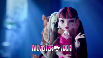 Monster High Extra Tall Ghouls TV Spot, 'Extra Large Fashion' - Thumbnail 1