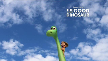 The Good Dinosaur Action Figures TV Spot, 'Meet New Dinosaurs' - Thumbnail 2