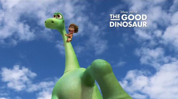 The Good Dinosaur Action Figures TV Spot, 'Meet New Dinosaurs' - Thumbnail 3