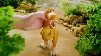 The Good Dinosaur Action Figures TV Spot, 'Meet New Dinosaurs' - Thumbnail 8