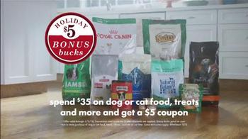 PetSmart TV Spot, 'Bonus Bucks' Song by Queen - Thumbnail 9