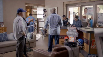 AT&T TV Spot, 'Bo's House' Featuring Herschel Walker - 299 commercial airings