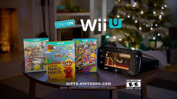 Wii U TV Spot, 'Magical Nights'