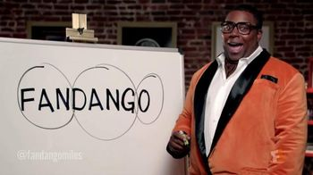 Fandango TV Spot, 'Miles Mouvay Breaks It Down' Featuring Kenan Thompson