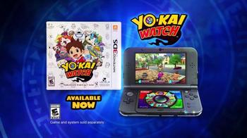 Nintendo YO-KAI WATCH TV Spot, 'Three Steps Overview' - 108 commercial airings