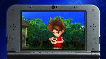 Nintendo YO-KAI WATCH TV Spot, 'Three Steps Overview' - Thumbnail 1
