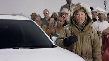 Mitsubishi Motors Holiday Sales Event TV Spot, 'Spokespeople'
