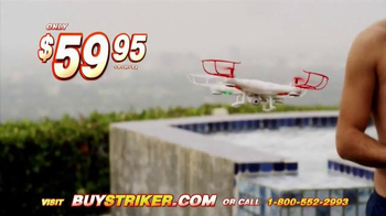 Striker Spy Drone TV Spot, 'Conquer the Air' - Thumbnail 4