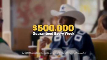 McDonald's Game Time Gold TV Spot, 'Cowboys' Featuring Jerry Rice - Thumbnail 5