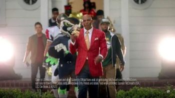McDonald's Game Time Gold TV Spot, 'Super Fans' Featuring Deion Sanders - 486 commercial airings