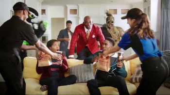 McDonald's Game Time Gold TV Spot, 'Super Fans' Featuring Deion Sanders - Thumbnail 2