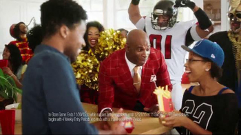 McDonald's Game Time Gold TV Spot, 'Super Fans' Featuring Deion Sanders - Thumbnail 3