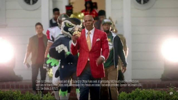 McDonald's Game Time Gold TV Spot, 'Super Fans' Featuring Deion Sanders - Thumbnail 6