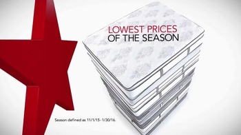 Macy's Veterans Day Mattress Sale TV Spot, 'Sealy, Serta and More' - Thumbnail 2