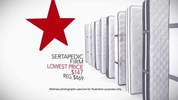 Macy's Veterans Day Mattress Sale TV Spot, 'Sealy, Serta and More' - Thumbnail 4
