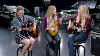 Chevrolet TV Spot, 'ABC: 2015 CMA Awards' Featuring Kelsea Ballerini - 1 commercial airings