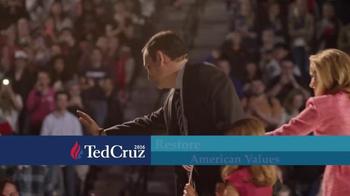 Cruz for President TV Spot, 'Values' - Thumbnail 6