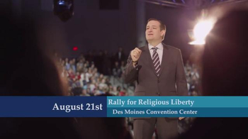Cruz for President TV Spot, 'Values'