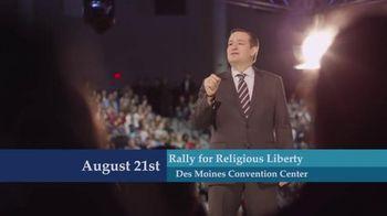Cruz for President TV Spot, 'Values'