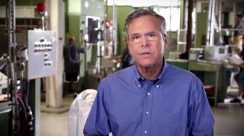Jeb 2016 TV Spot, 'I've Delivered'