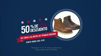 Sears Venta del Día de los Veteranos TV Spot, 'Abrigos y botas' [Spanish] - Thumbnail 5