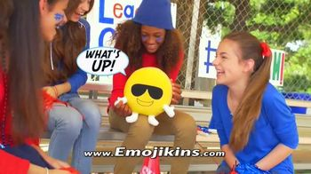 Emojikins TV Spot, 'Just A Squeeze' - 83 commercial airings
