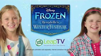 LeapTV Disney Frozen Arendelle's Winter Festival TV Spot, 'Math in Motion' - Thumbnail 8