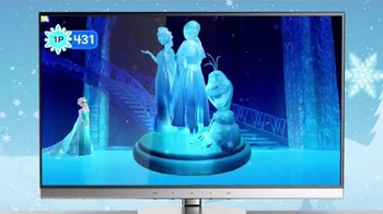 LeapTV Disney Frozen Arendelle's Winter Festival TV Spot, 'Math in Motion'