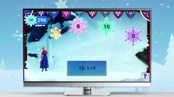 LeapTV Disney Frozen Arendelle's Winter Festival TV Spot, 'Math in Motion' - Thumbnail 5
