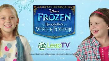 LeapTV Disney Frozen Arendelle's Winter Festival TV Spot, 'Math in Motion' - Thumbnail 7