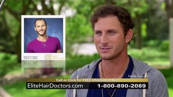 Elite Hair Doctors TV Spot, 'Permanent, Lifetime Growth' - Thumbnail 5