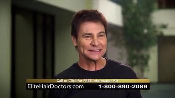 Elite Hair Doctors TV Spot, 'Permanent, Lifetime Growth' - Thumbnail 8