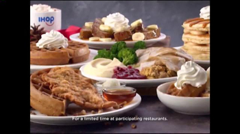IHOP TV Spot, 'Holiday Celebrations' - Thumbnail 7